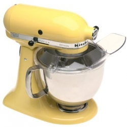 Kitchen Aid Artisan 5-Quart Stand Mixer Majestic Yellow KSM150PSMY on kitchenaid mixer 6-quart pro 600, kitchenaid mixer aqua sky, kitchenaid mixer accessories, kitchenaid long slot toaster, kitchenaid by hobart,