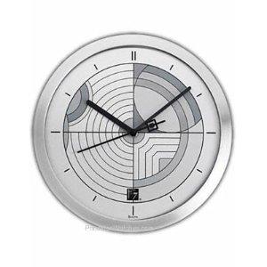 Bulova Frank Lloyd Wright Hoffman House Wall Clock