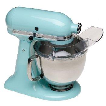 Kitchen Aid Artisan 5 Quart Stand Mixer Ice Ksm150psic